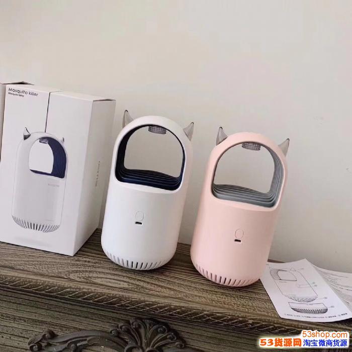 韩国物理灭蚊器驱蚊灯灭蚊灯,安全可靠,孕妇幼儿均可用