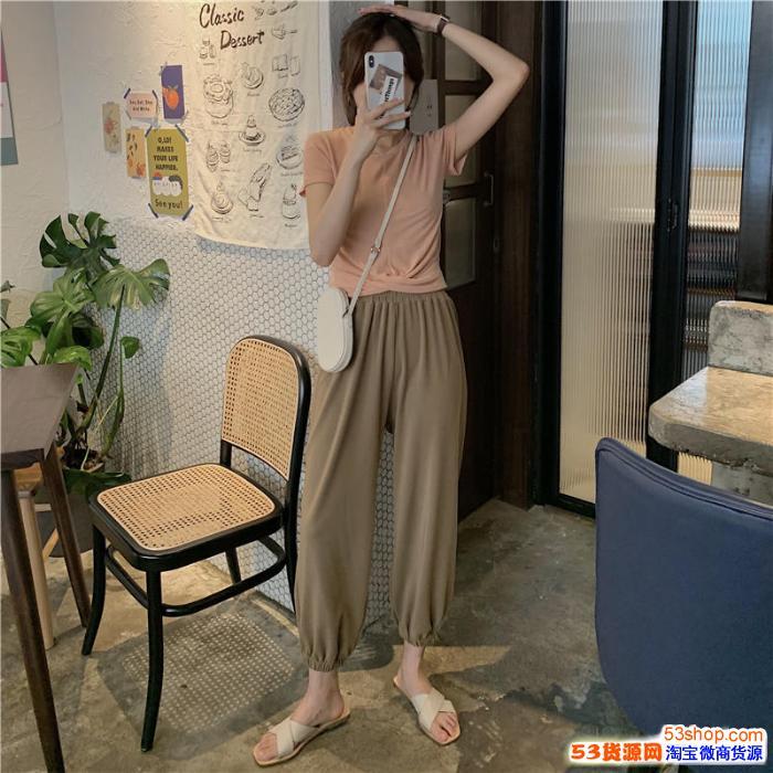 欧韩女装一手货源超低价格长期诚招代理一件代发不用囤货