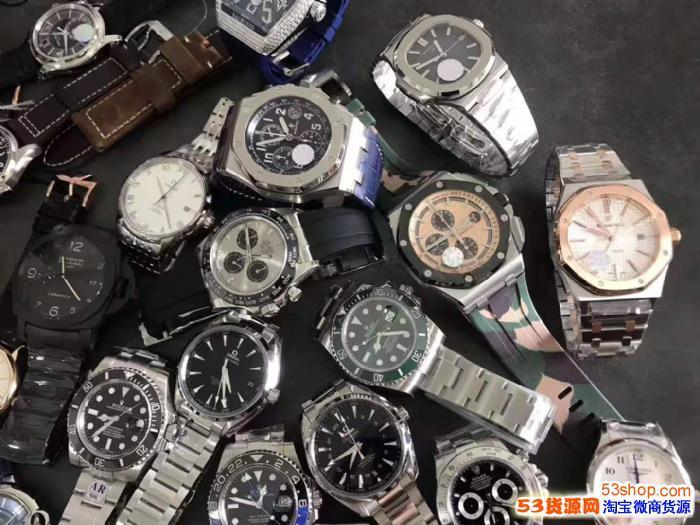 爆!抖音、网红爆款手表;6年高档、精品手表厂家,成千上万热销款!