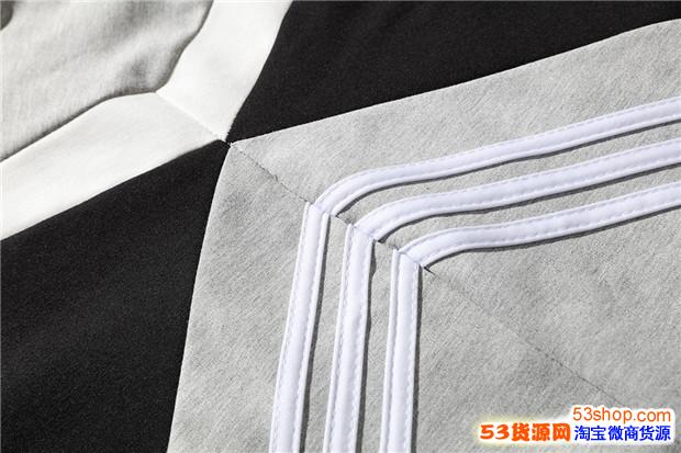 nike 卫衣 女 连帽_Adidas三叶草 男女拼接撞色夹克外套长裤套装_《绝对底价》耐克 ...