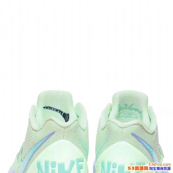 Nike Kyrie 耐克欧文5代海绵宝宝联名款 派大星 章鱼哥