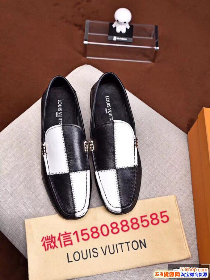 原版著偧品牌高档男鞋 厂家直销 专注细节 专柜品质