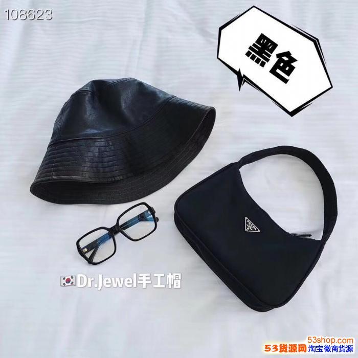 19新款手工渔夫帽,东大门手工渔夫帽,时尚经典