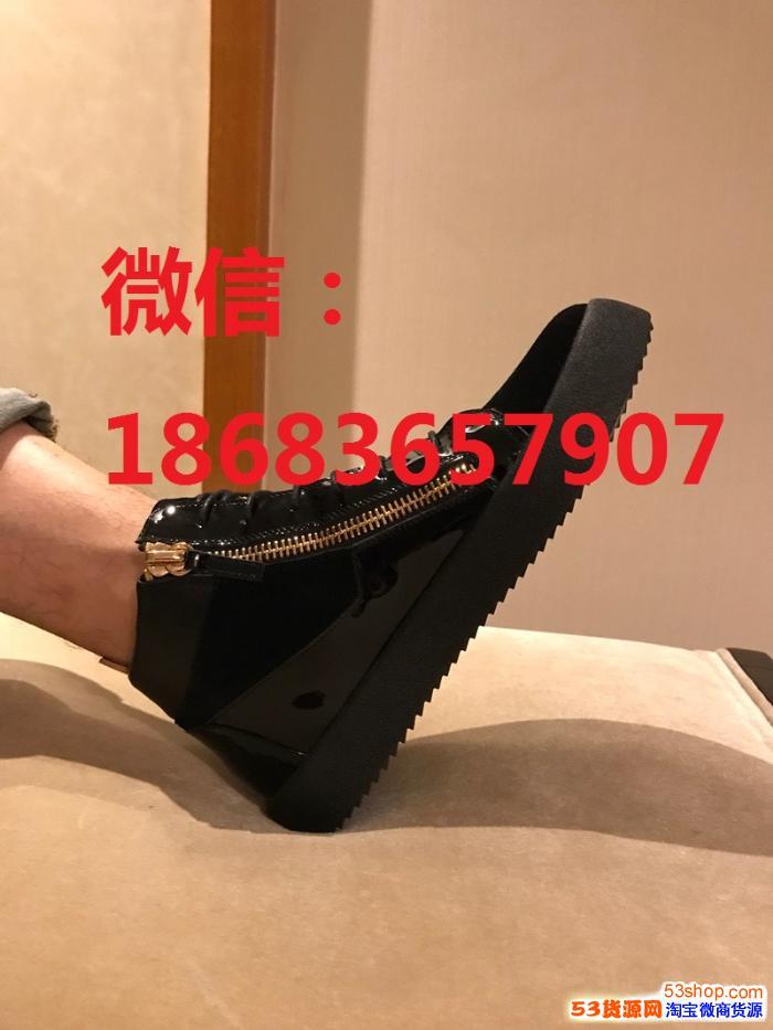 古 奇专柜 代购款名牌男鞋 做工跟原版较量 厂家直销