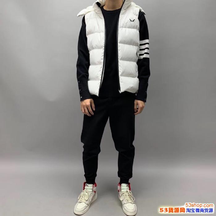 广州工厂一件批男装高端工厂潮牌男装