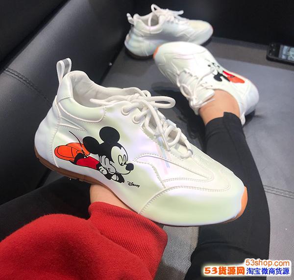 每年春天必上新的小白鞋,已经备好货了