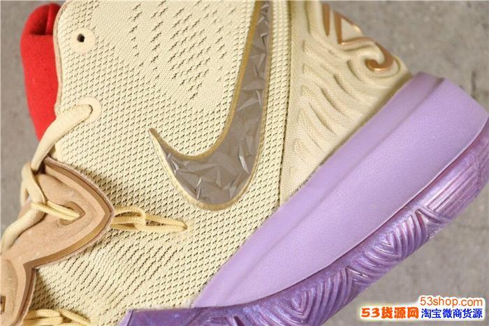 莆田鞋欧文5纯原虎扑版多少钱-欧文5纯原埃及实战靴脚感,过毒吗