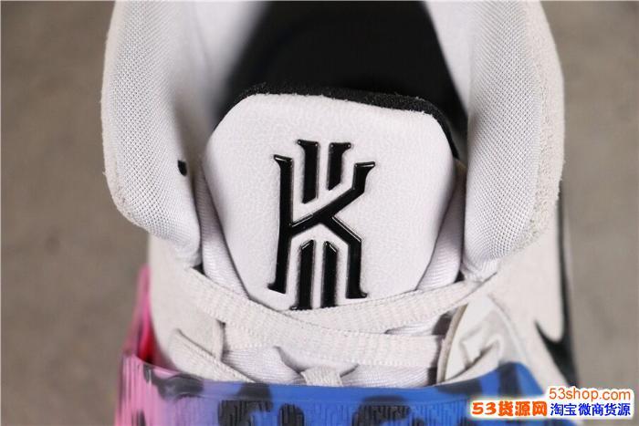 莆田纯原欧文6白豹纹-纯原欧文6质量上脚如何-纯原欧文6实战靴