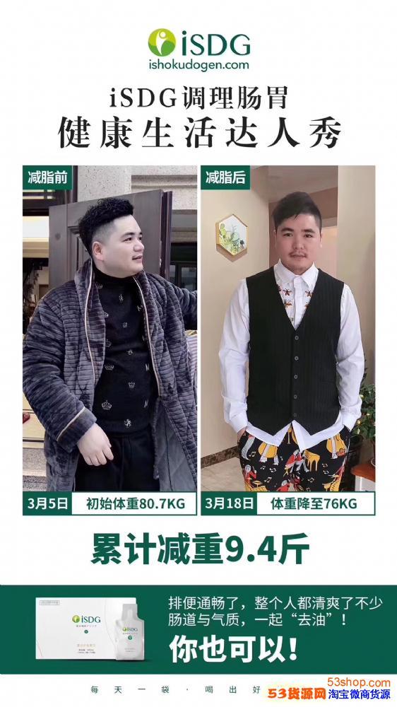 火爆朋友圈的ISDG复合纤维果饮原理详细介绍!