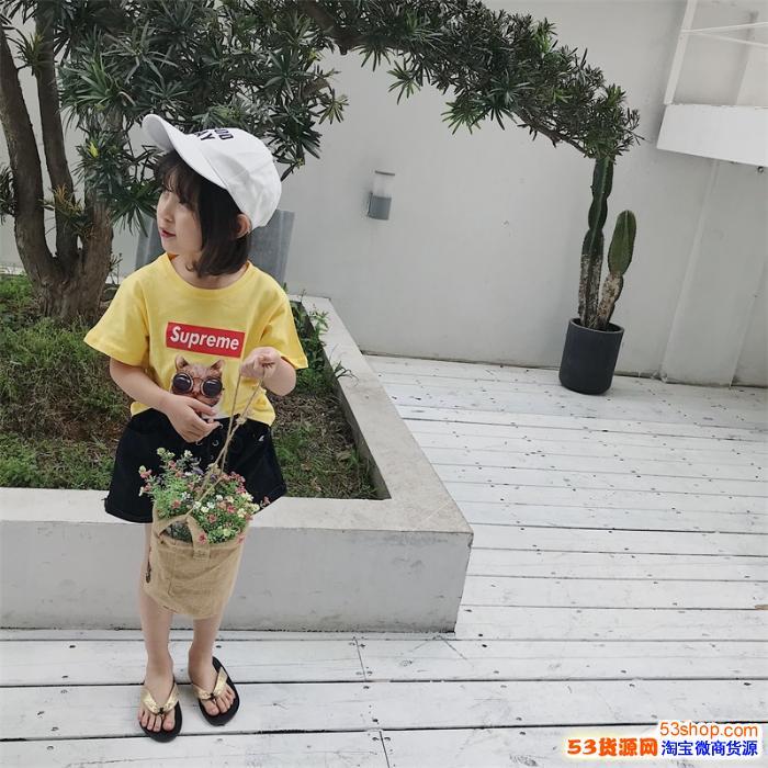 武汉依木然童装货源进货渠道 2元童装批发市场