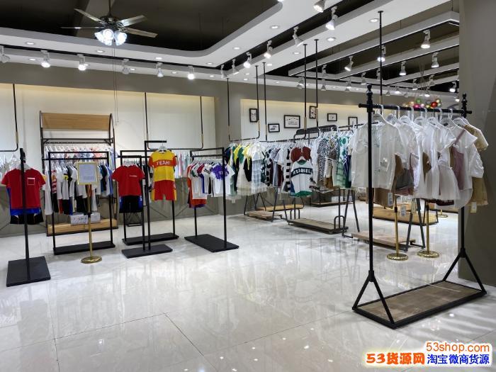 深圳ABC童装批发网 微商童装货源 2020夏款品牌童装折扣