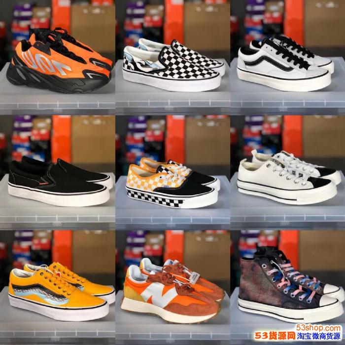 莆田运动鞋服 工厂货源 专柜品质 一件代发无需囤货