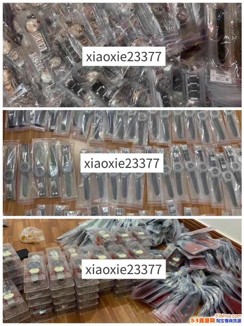 广州名表批发  全网热销款高档手表工厂直销 一件代发