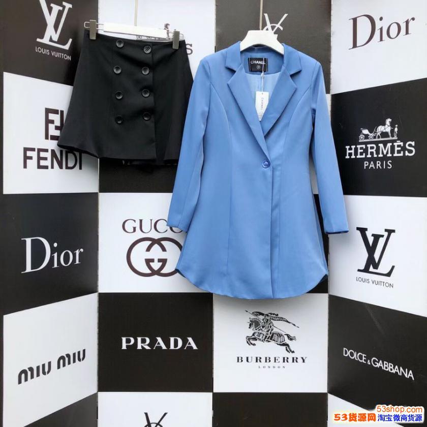 广州高端女服装原来可以招实力代理代发海外
