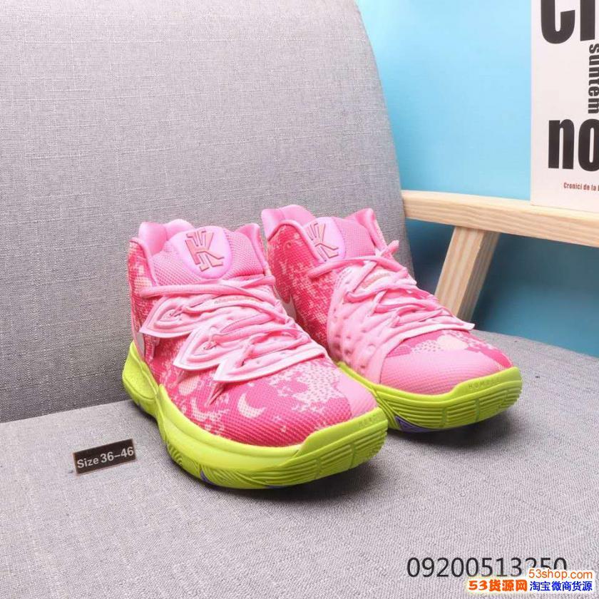 耐克NIKE Kyrie欧文5代篮球鞋