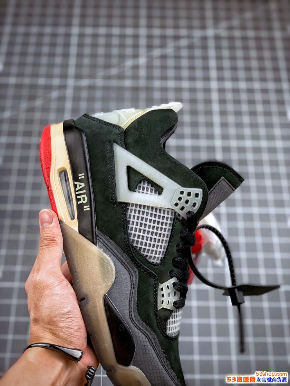 aj4实战靴-aj4莆田鞋-莆田鞋微信微商-aj4得物过毒
