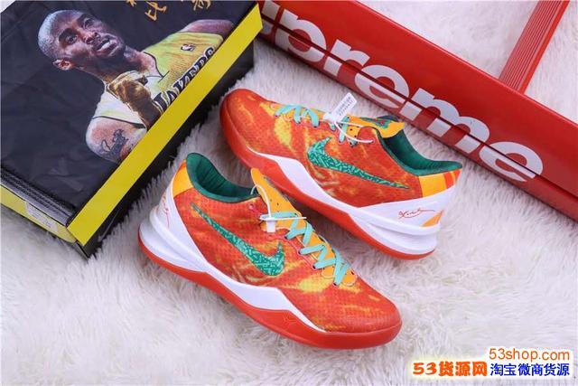科比8代实战靴-莆田鞋科比8纯原-毒版纯原与正品科比8-测评
