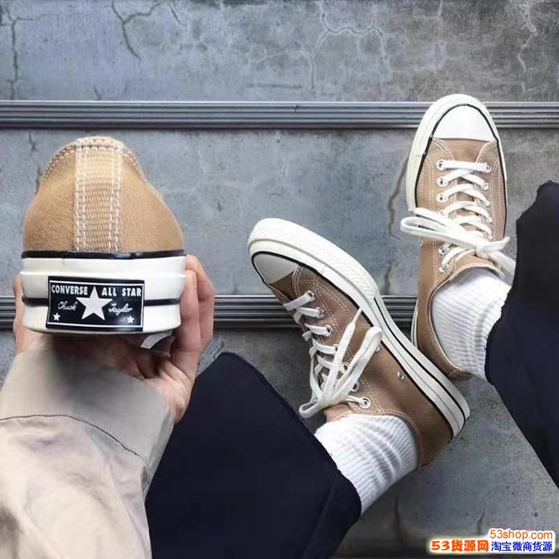 工厂货源 实力供货商 匡威1970S 万斯 莆田鞋 一件代发