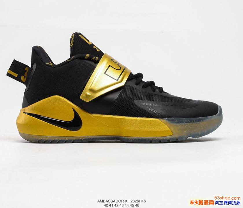 唐潮体育:实战篮球鞋推荐篇-使节12
