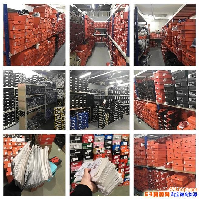 莆田鞋厂 安福档口 阿迪耐克运动鞋服 全国包邮!支持退换!