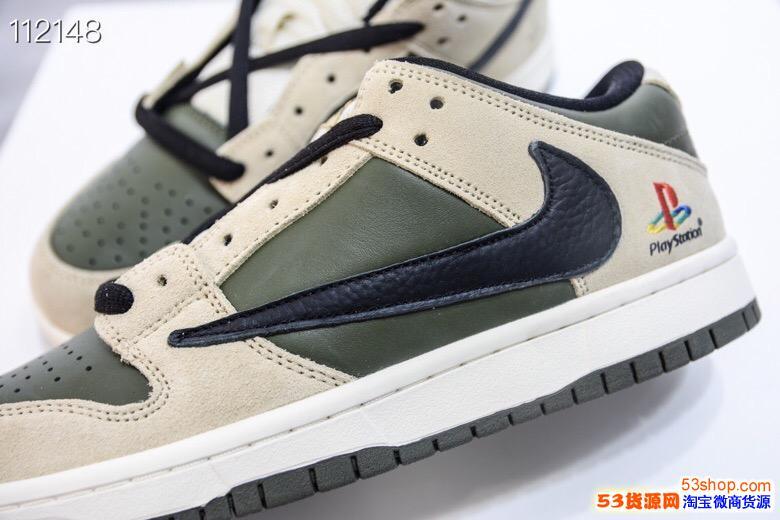 莆田鞋NikeSB �原nike�名ps5 NikeSB微商微信