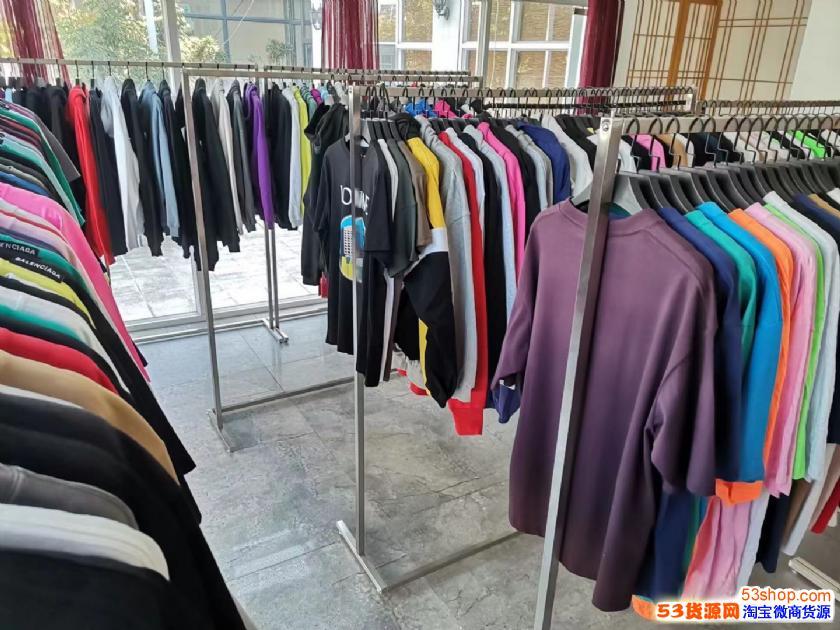 广州做高档服装的工厂货源,一手工厂男装批发