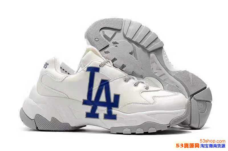 MLB BigBall Chunky 印花老爹鞋36-44