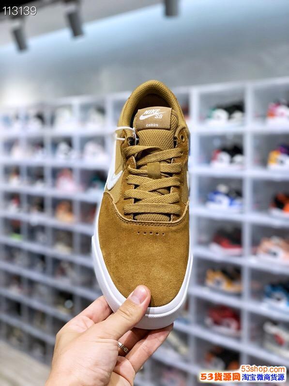 莆田鞋NikeSB系列 �原SB翻毛皮多少�X �原NikeSB